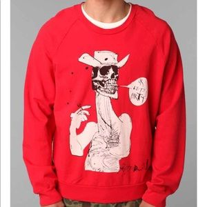 Rare - Fear & Loathing Party Pullover Sweatshirt